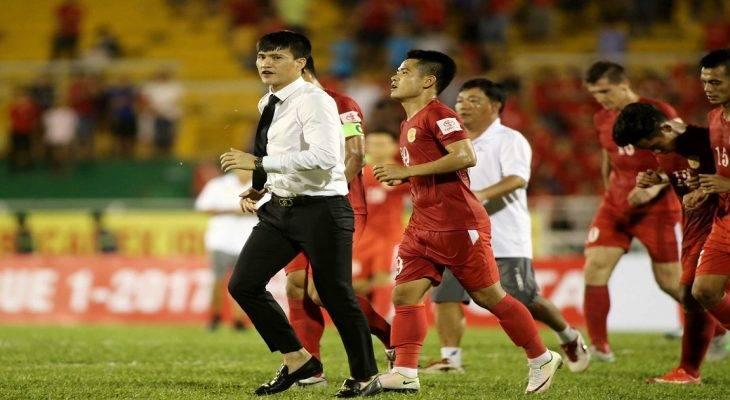 Điểm tin tối 16/04: Đội bóng của Công Vinh thua tan nát trên sân nhà
