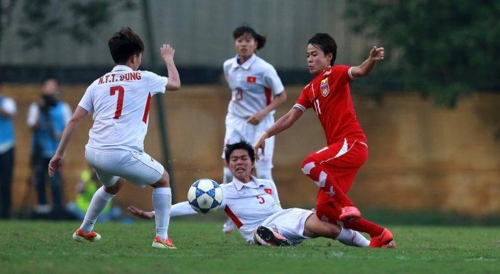 Điểm mặt 8 đội tuyển tham dự VCK bóng đá nữ châu Á 2018