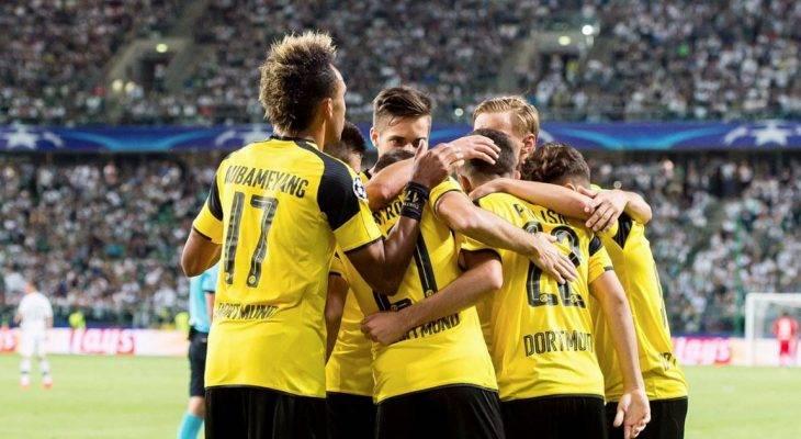 Borussia Dortmund và Sevilla tham dự J.League World Challenge