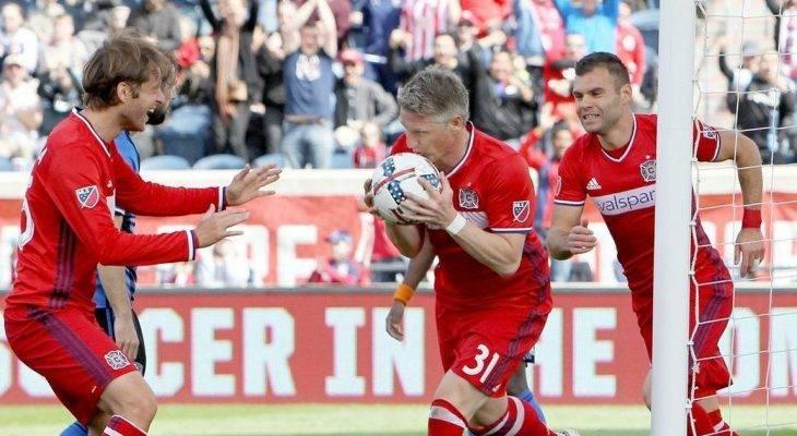10 cầu thủ hưởng lương cao nhất MLS: Schweinsteiger thua Kaka