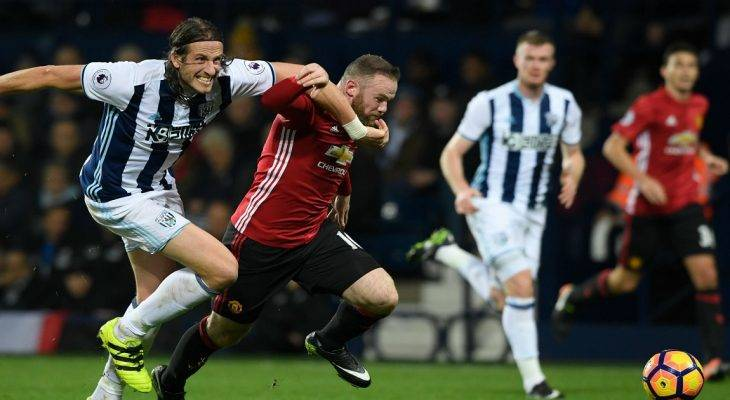 21:00, 1/4, Man United VS West Brom: Rượt đuổi top 4