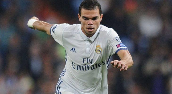 Rời Real Madrid, Pepe chuẩn bị cập bến PSG