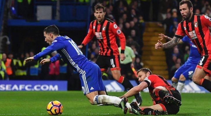 Bournemouth 1-3 Chelsea: Cuộc dạo chơi của thầy trò Conte