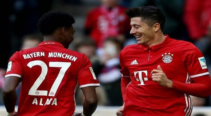 Bayern Munich 4-1 Borussia Dortmund: Bước chạy đà hoàn hảo