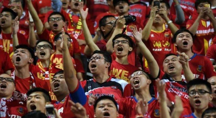 Cổ động viên treo banner phản cảm, Guangzhou Evergrande bị AFC phạt nặng