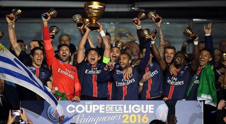 AS Monaco 1-4 PSG : Chênh lệch đẳng cấp