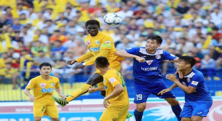 Vòng 13 V-League : Ngày hội chia điểm
