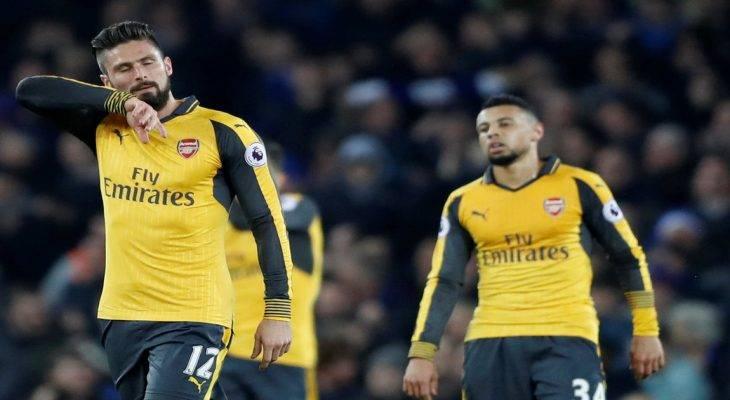 Crystal Palace 3-0 Arsenal : Gục ngã tại Selhurst Park