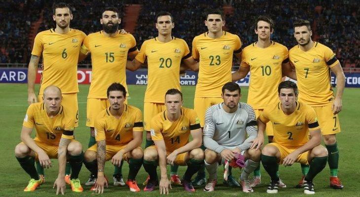 ĐT Australia hội quân chuẩn bị cho VL World Cup