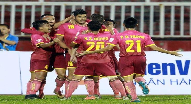 Sài Gòn FC 2-1 Quảng Nam : Tiếp tục thăng hoa