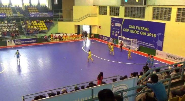 Điểm tin tối 8/4 : Khai mạc giải Futsal Vô địch Quốc gia 2017