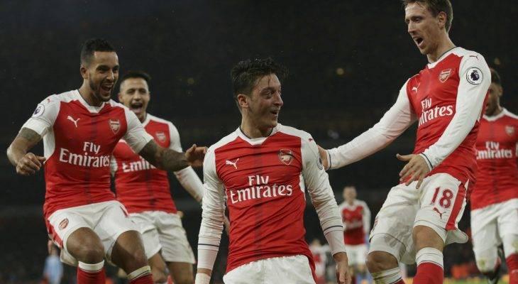 Arsenal 3-0 West Ham : Tạm qua cơn khủng hoảng
