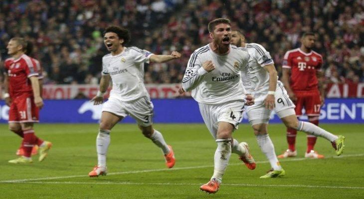 Top 5 trận cầu kinh điển nhất giữa Bayern Munich và Real Madrid