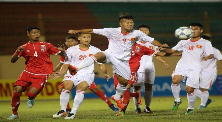 U19 Việt Nam 2-1 U19 Myanmar : Khẳng định sức mạnh