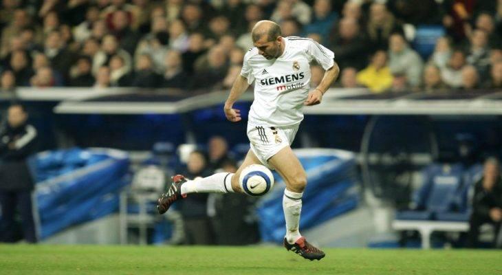TIẾT LỘ: Nguyên nhân Man United bỏ qua cơ hội mua Zidane