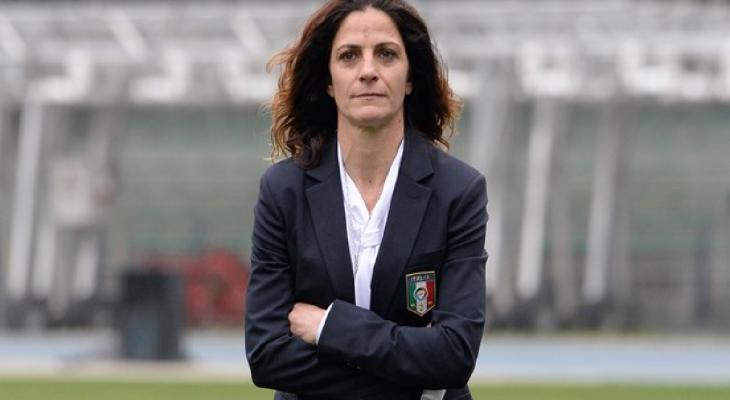 Patrizia Panico: Giới tính không phải vấn đề