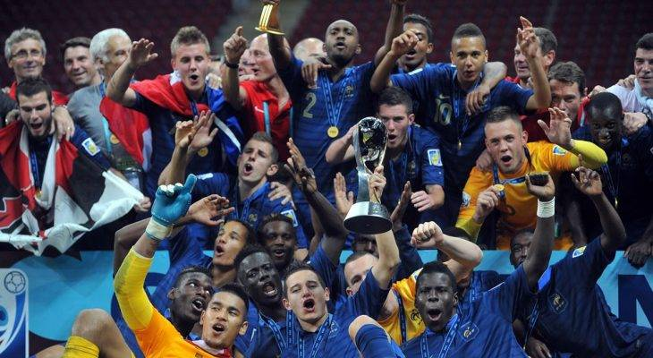 Top 5 nhà ĐKVĐ U20 World Cup không vượt qua được vòng loại