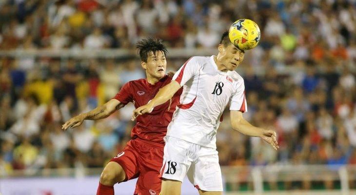 5 trận đấu gần nhất của ĐT Việt Nam tại sân Thống Nhất