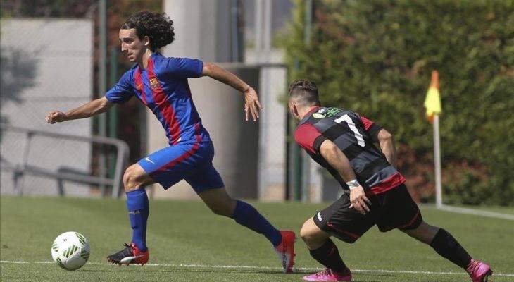 Real Madrid muốn cướp tài năng trẻ của Barcelona