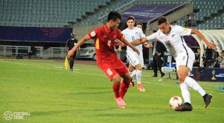 U20 Pháp – U20 Việt Nam: Giữ đôi chân dưới mặt đất