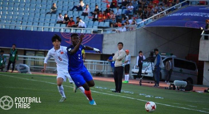 Ngày thi đấu thứ sáu VCK U20 World Cup 2017: Thắng thuyết phục Việt Nam, Pháp nhẹ nhàng đi tiếp