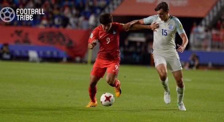 U20 Anh 1-0 U20 Hàn Quốc: Tam sư giành ngôi nhất bảng
