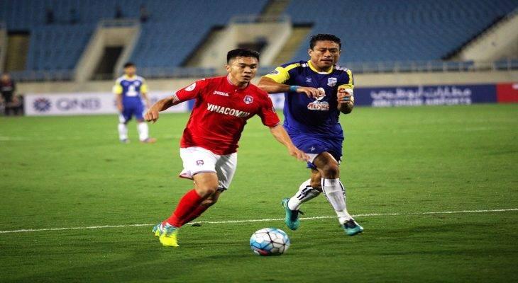 Văn Khoa lập siêu phẩm, Than Quảng Ninh ngẩng cao đầu rời AFC Cup