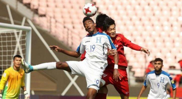 HLV Jimenez tiết lộ bí quyết giúp U20 Honduras thay đổi thế trận