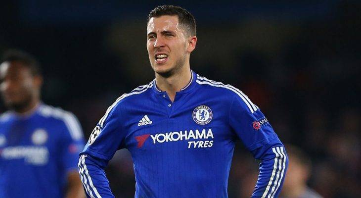 Chelsea phát giá bán Hazard