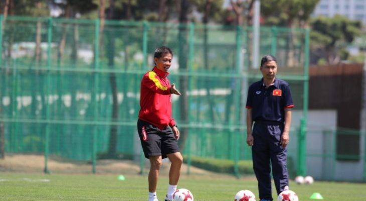 U19 Việt Nam chia tay hai cầu thủ trước thềm VL U19 Châu Á