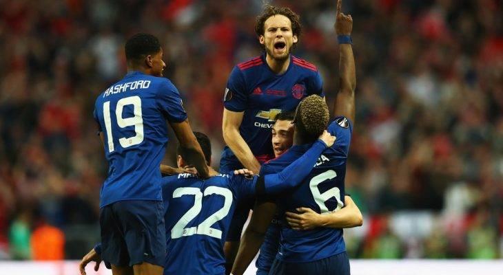 Man United nằm trong nhóm hạt giống số 2 tại Champions League mùa sau