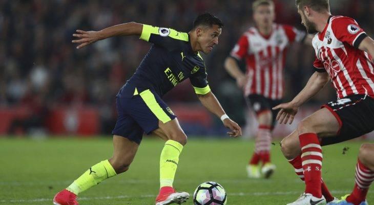 Southampton 0-2 Arsenal: Pháo thủ hồi sinh