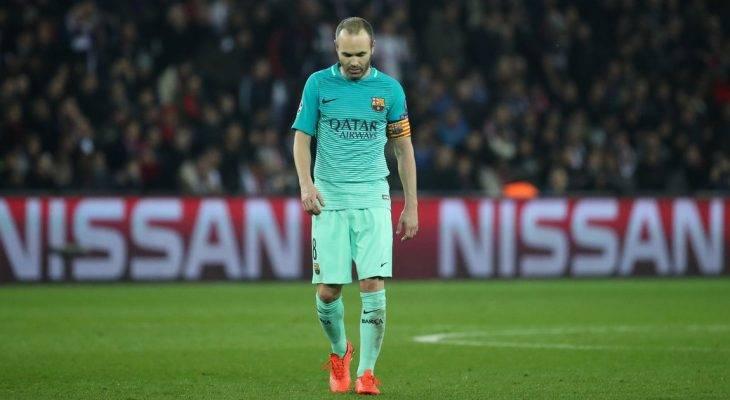 Bản tin tối 30/5: Iniesta không đảm bảo tương lai ở Barcelona
