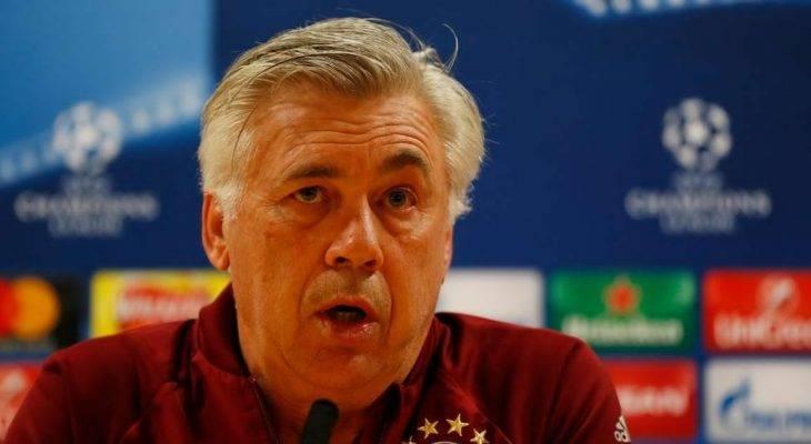 Tianjin Quanjian chính thức phủ nhận mời Carlo Ancelotti