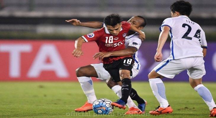 Kashima Antlers 2-1 Muangthong United: Kết thúc mạch bất bại