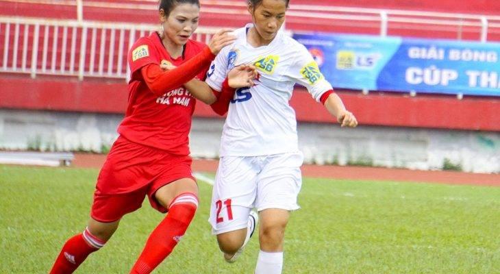 Vòng 3 giải VĐQG nữ: PP Hà Nam và Hà Nội I cùng thắng