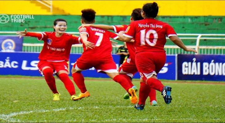 Đấu sớm vòng 6 giải VĐQG nữ 2017: TNG Thái Nguyên lội ngược dòng ấn tượng