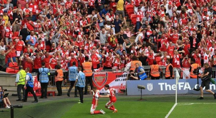 Arsenal 2-1 Chelsea: Tuyệt vời Pháo thủ