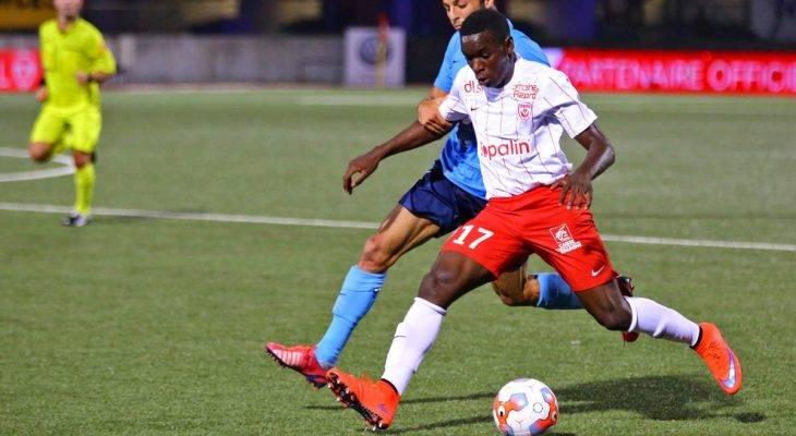 U20 Pháp đổi cầu thủ ngay trước trận ra quân