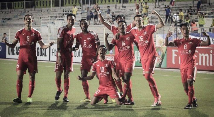 Cập nhật kết quả AFC Cup 2017