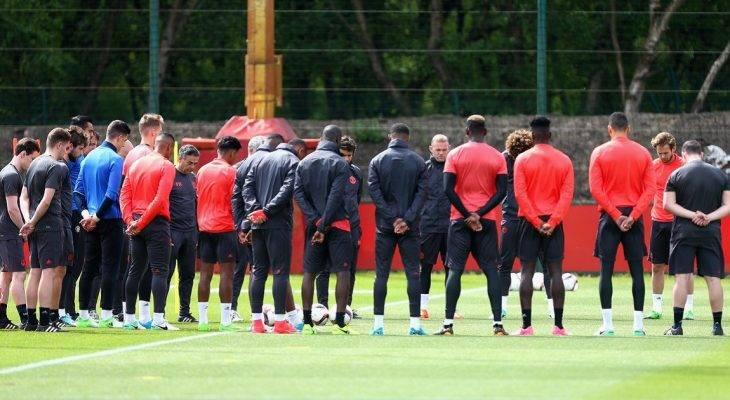 "Manchester United ""ảm đạm"" trước thềm chung kết Europa League"