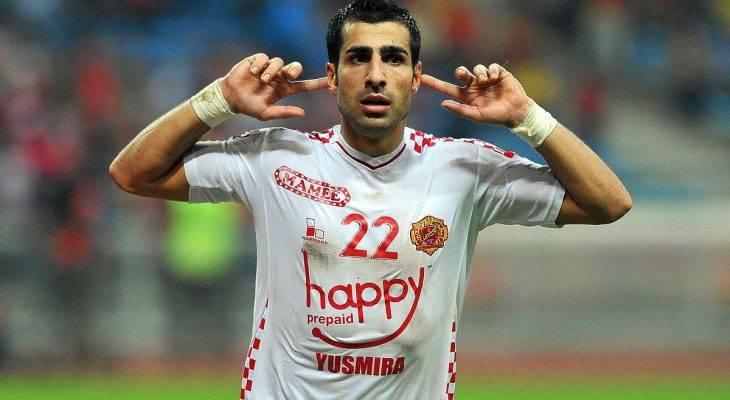 Mohammed Ghaddar gia nhập Johor Darul Ta'zim