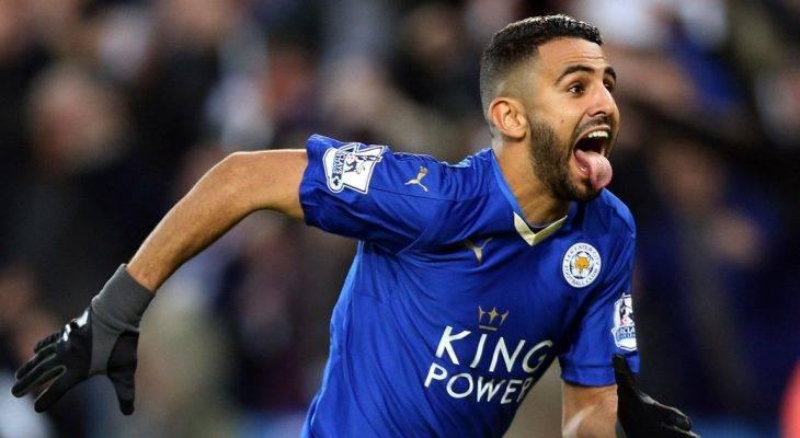 NÓNG: Mahrez xác nhận sẽ rời Leicester City