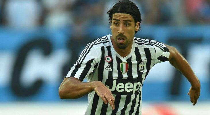 Juventus đón tin mừng: chấn thương của Khedira nhẹ hơn dự kiến