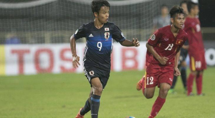 """U20 Nhật Bản công bố đội hình: Ritsu Doan và """"Messi Nhật"""" góp mặt"""