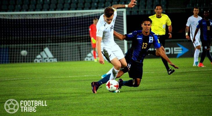New Zealand 3 – 1 Honduras: Chiến thắng tưng bừng