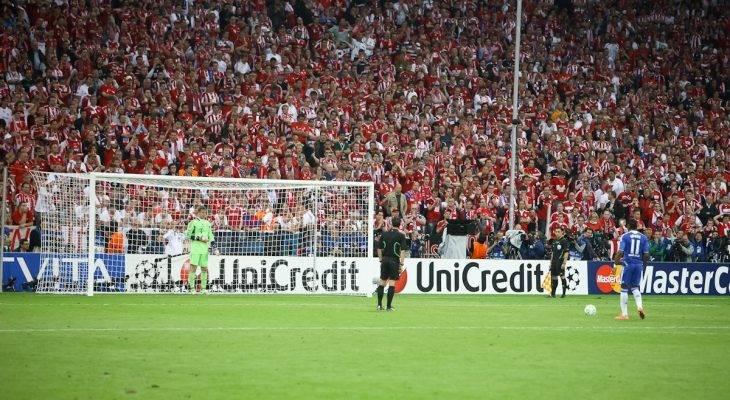 UEFA muốn thay đổi luật đá phạt đền