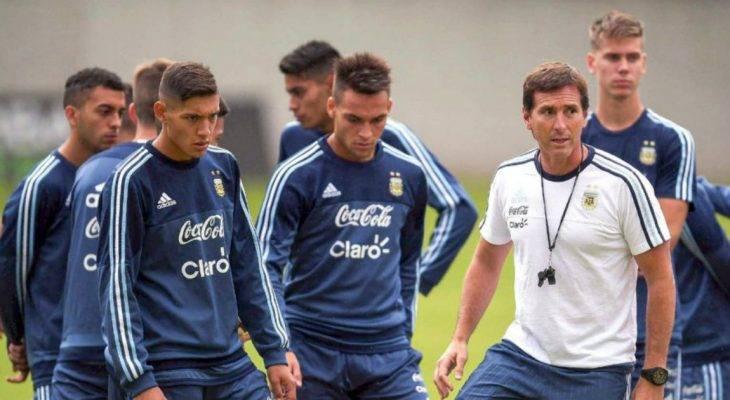 HLV U20 Argentina coi trọng cuộc đối đầu với Công Phượng, Trọng Đại