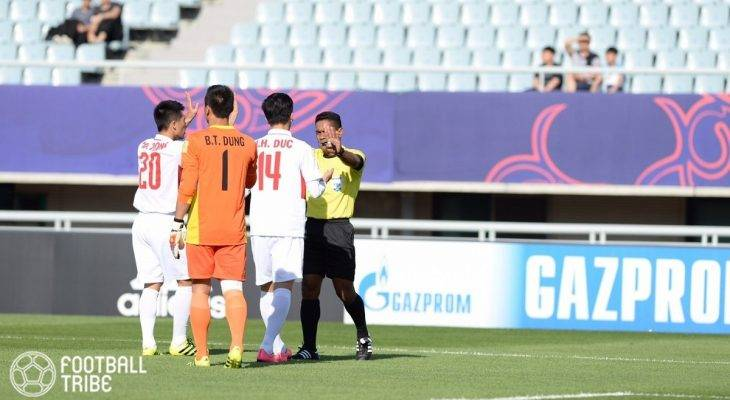 U20 Pháp 4-0 U20 Việt Nam: Kết cục không thể khác