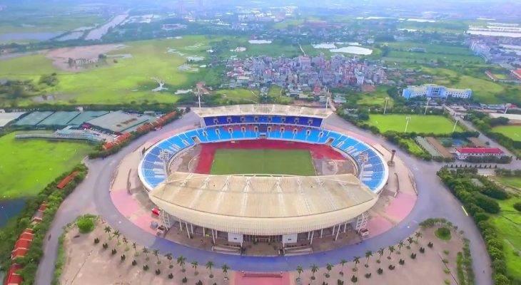 SVĐ Mỹ Đình trở thành sân nhà tạm thời của CLB Hà Nội